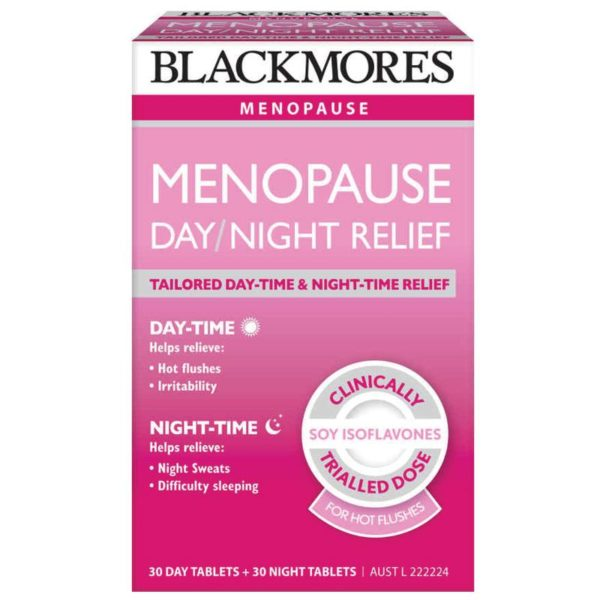 Menopause Day/Night Relief