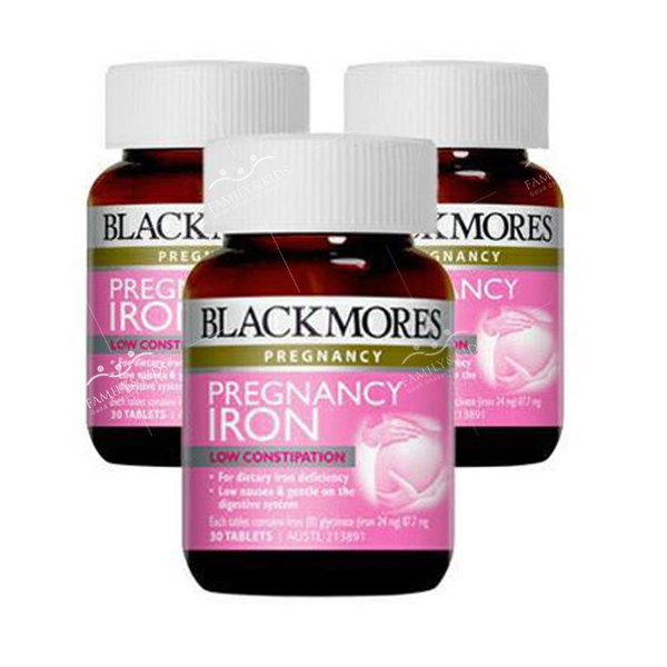 Blackmores Pregancy Iron